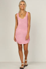 Byron Dress (Pink)