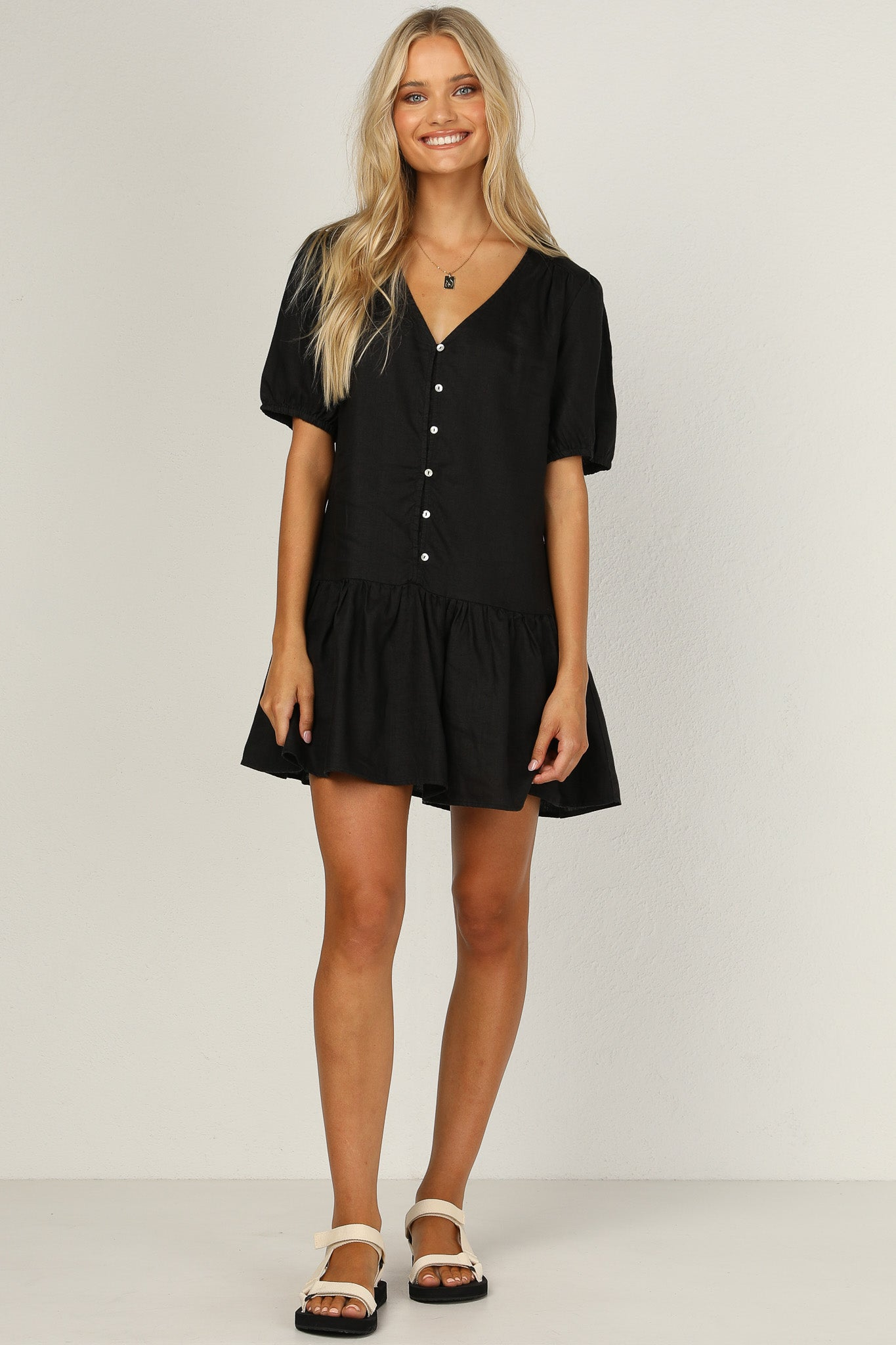 Finn Dress (Black)