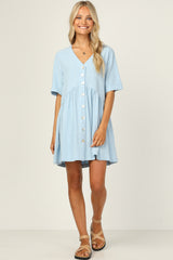 Surrender Dress (Blue)