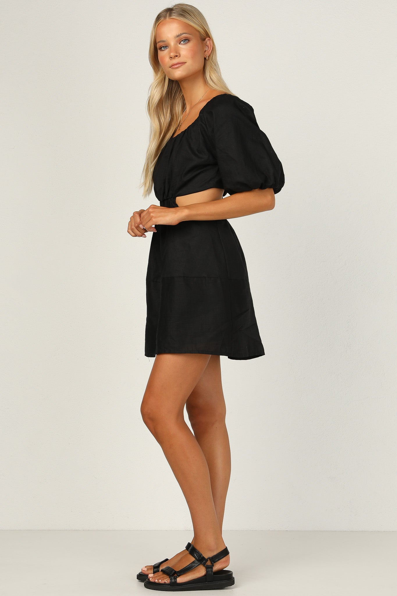 Viktoria Dress (Black)