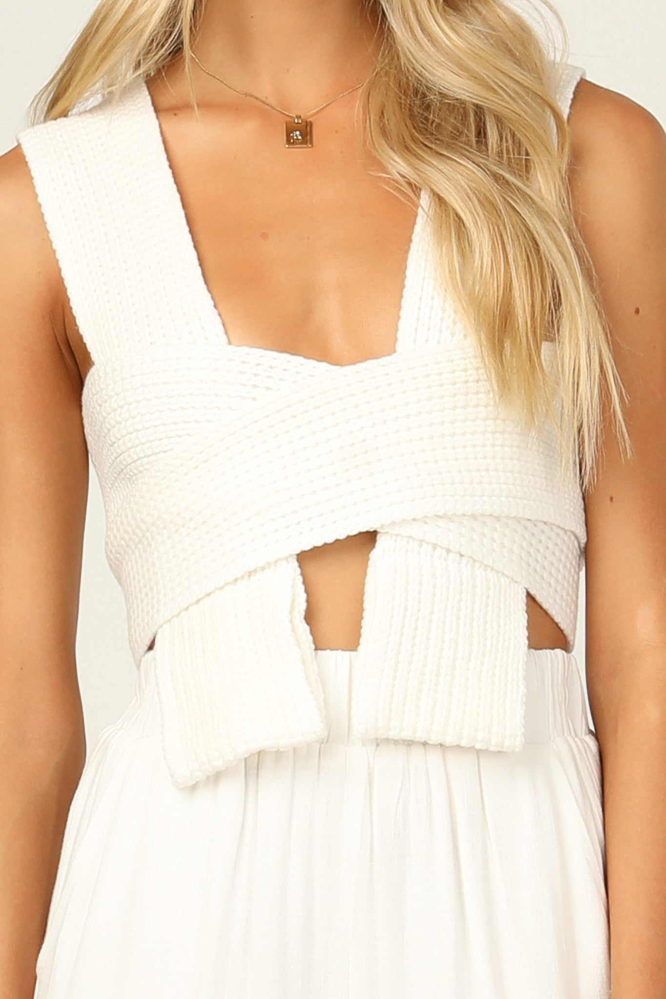 Evie Top (White)