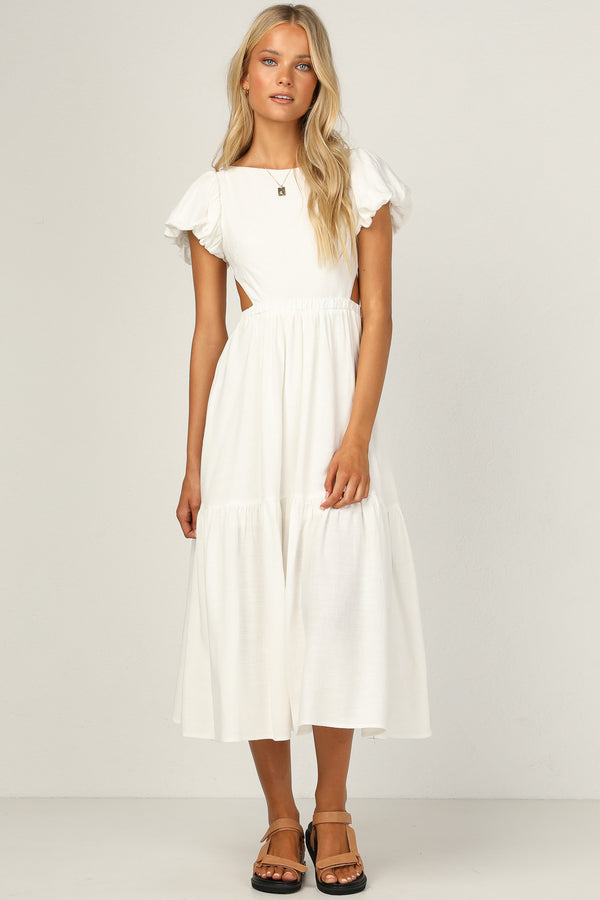 Saint Dress (White)