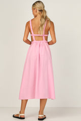 Harper Dress (Pink)