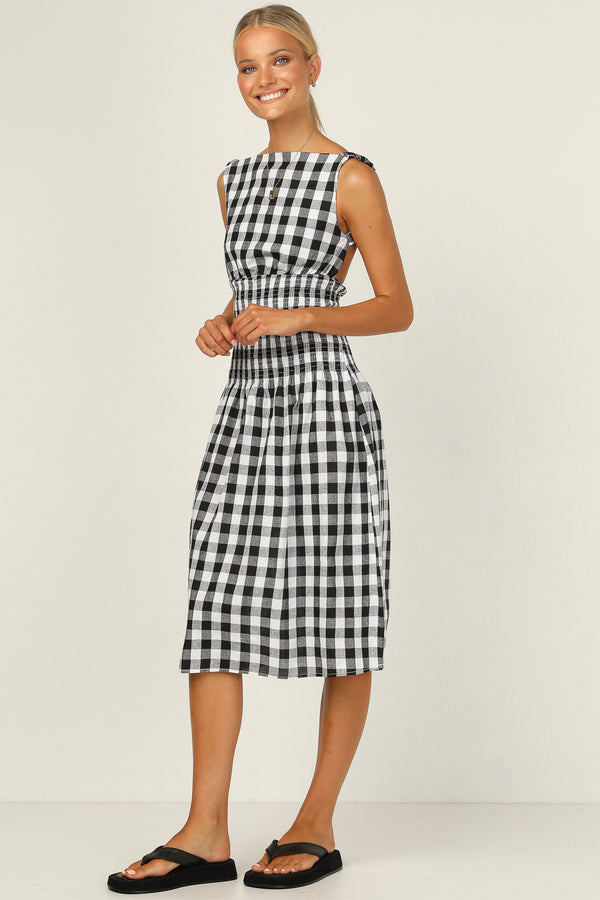 Rogue Dress (Gingham)