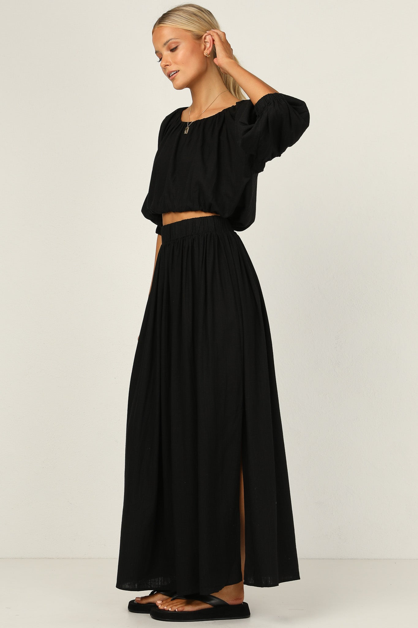 Bowie Skirt (Black)