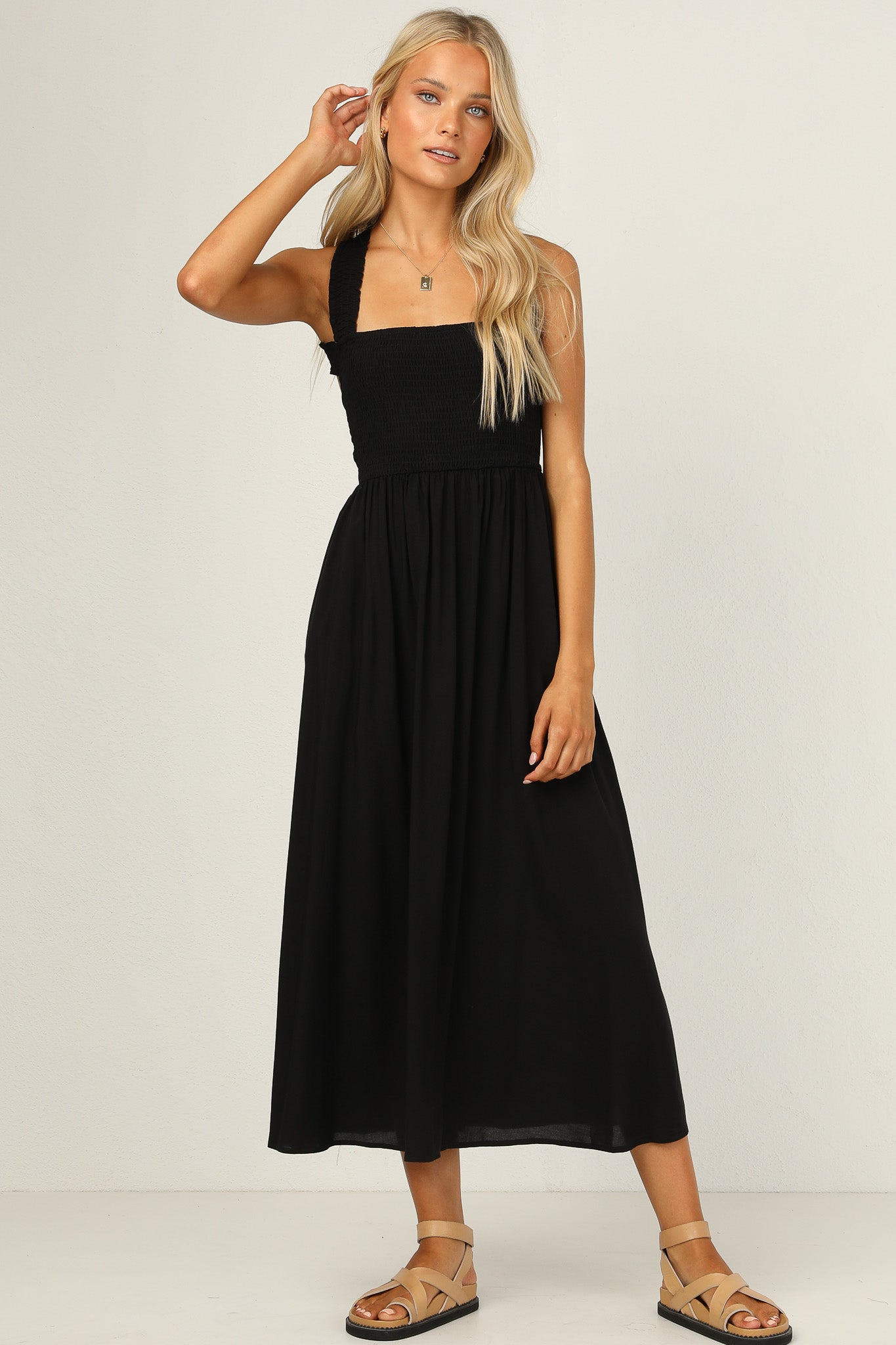 Millie Dress (Black)