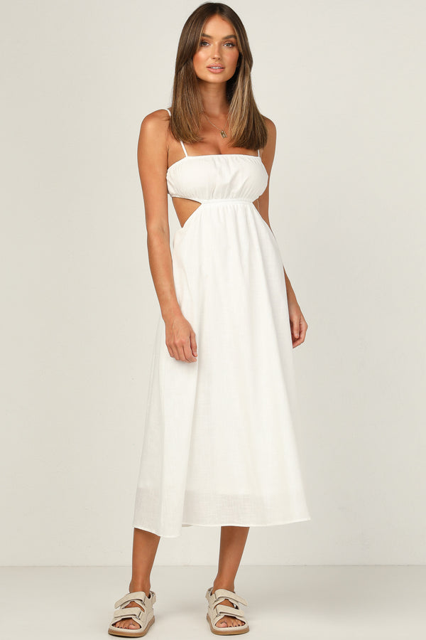 Soraya Dress (White)