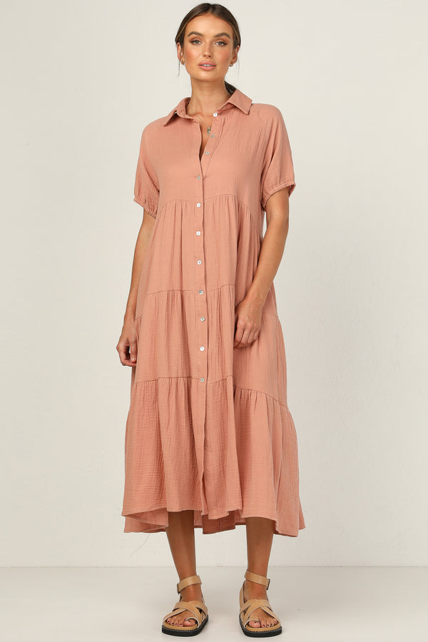 Jonah Dress (Rose)