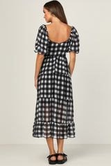 Brandy Dress (Gingham)