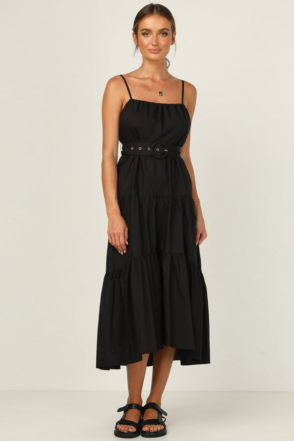 Eugene Dress (Black)