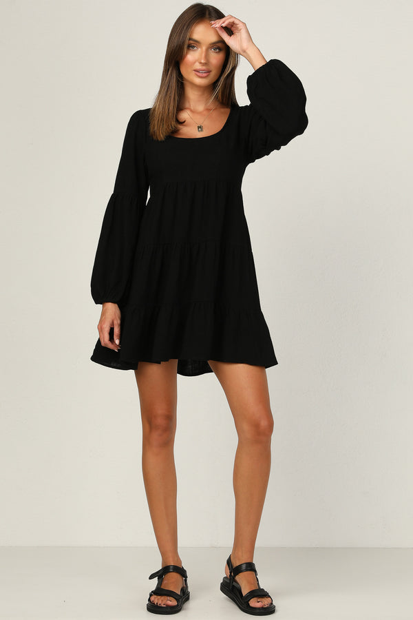 Janise Dress (Black)
