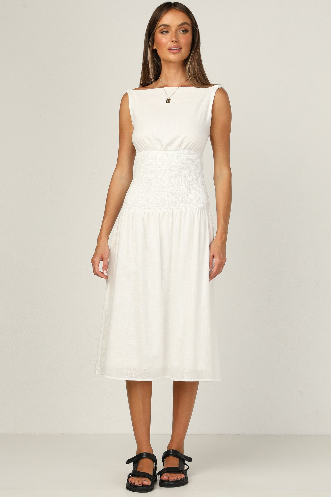 Rogue Dress (White)