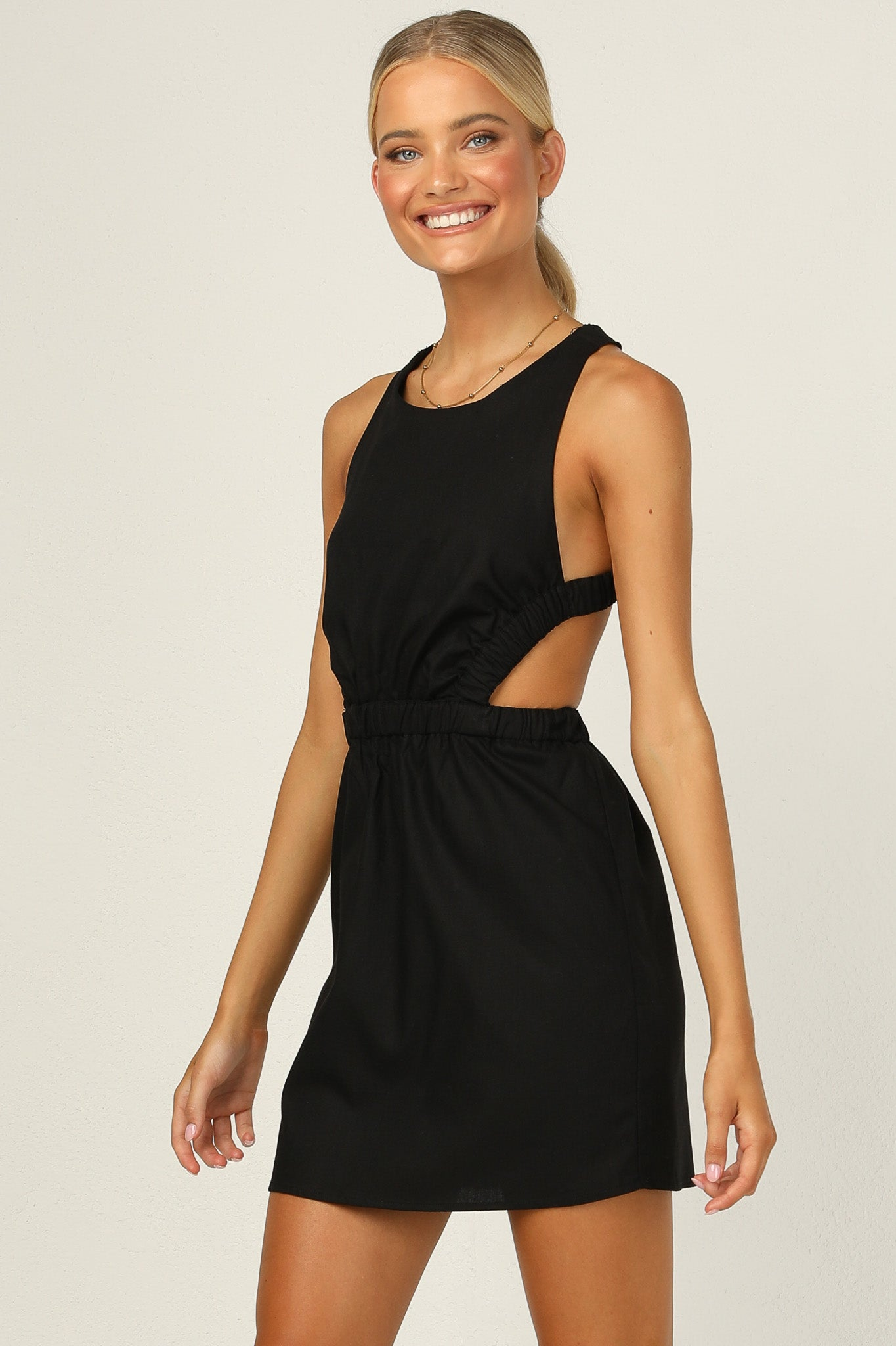 Botanica Dress (Black)