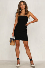 Follow Me Dress (Black)