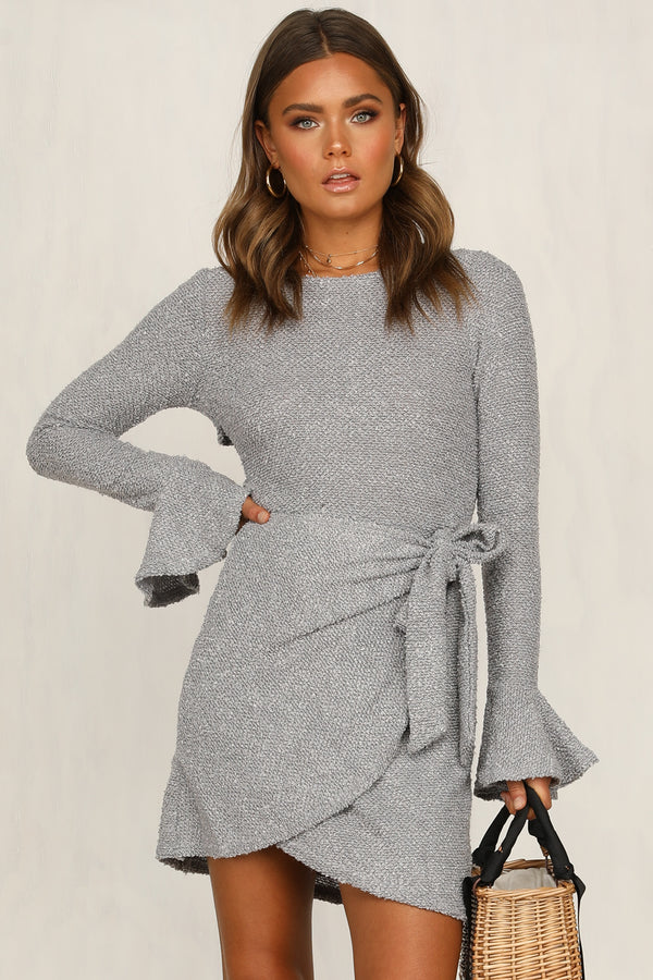 Better Than Good Dress (Grey)