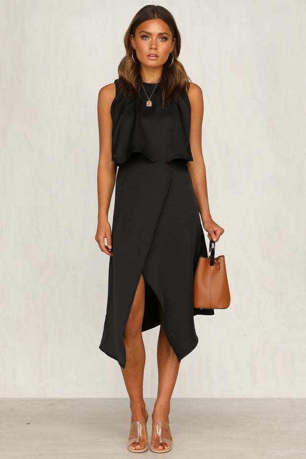 Good Vibes Dress (Black)