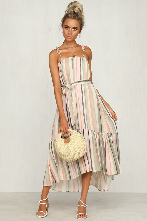 Kenny Dress (Stripe)