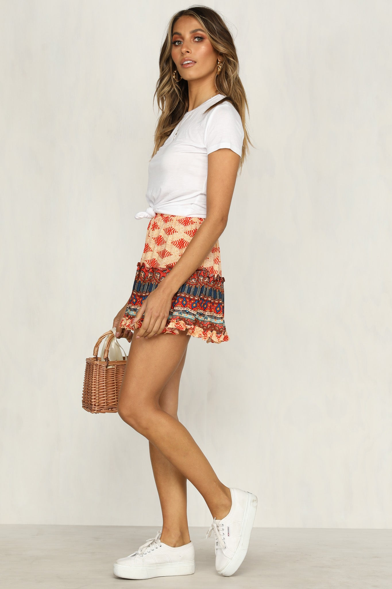 Cut It Out Skirt