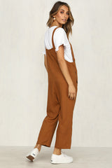 Ipanema Jumpsuit (Tan)