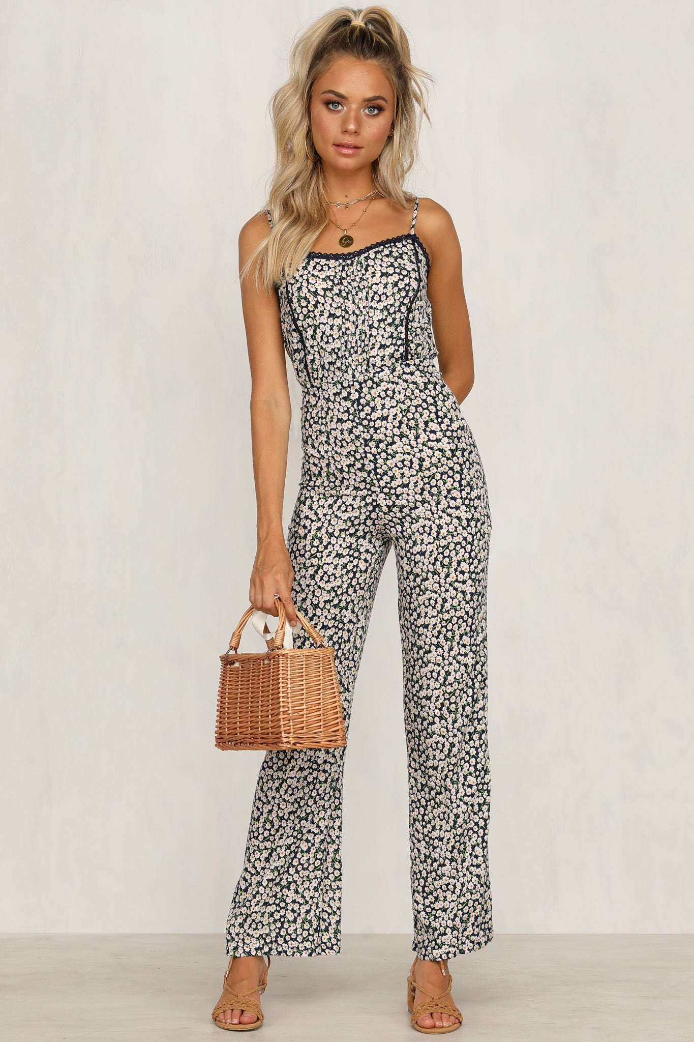 Sweet Nothings Jumpsuit