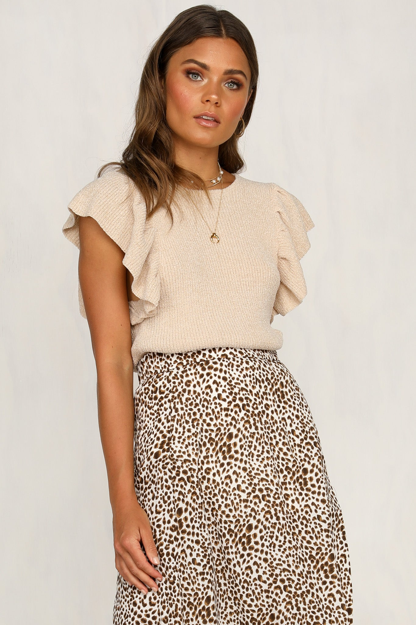 Hampstead Top (Beige)