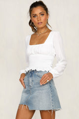 Ami Top (White)