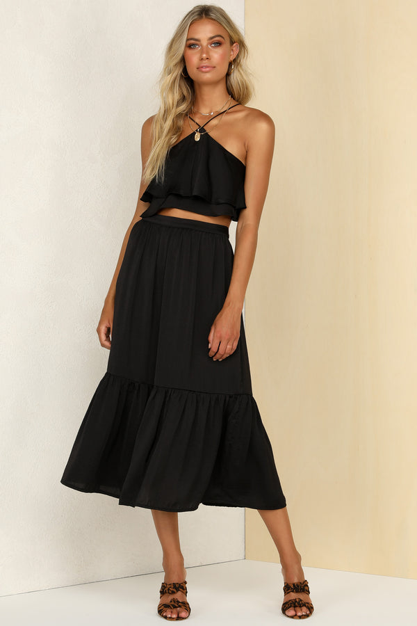 Moon Dance Skirt (Black)