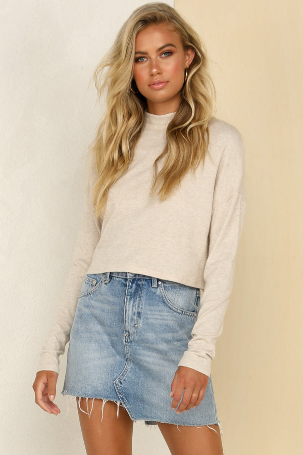 Soho Top (Beige)