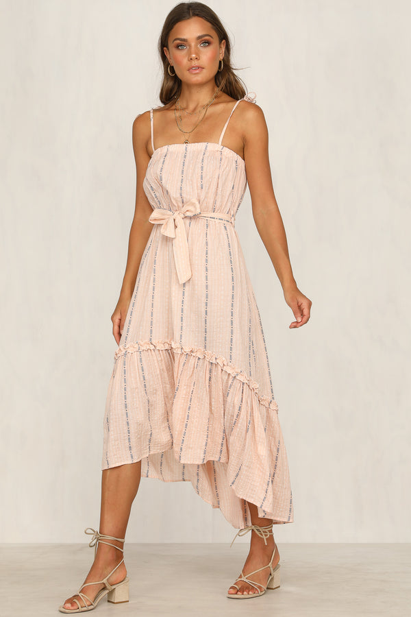 Falling In Love Again Dress