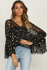 Andrea Top (Black)