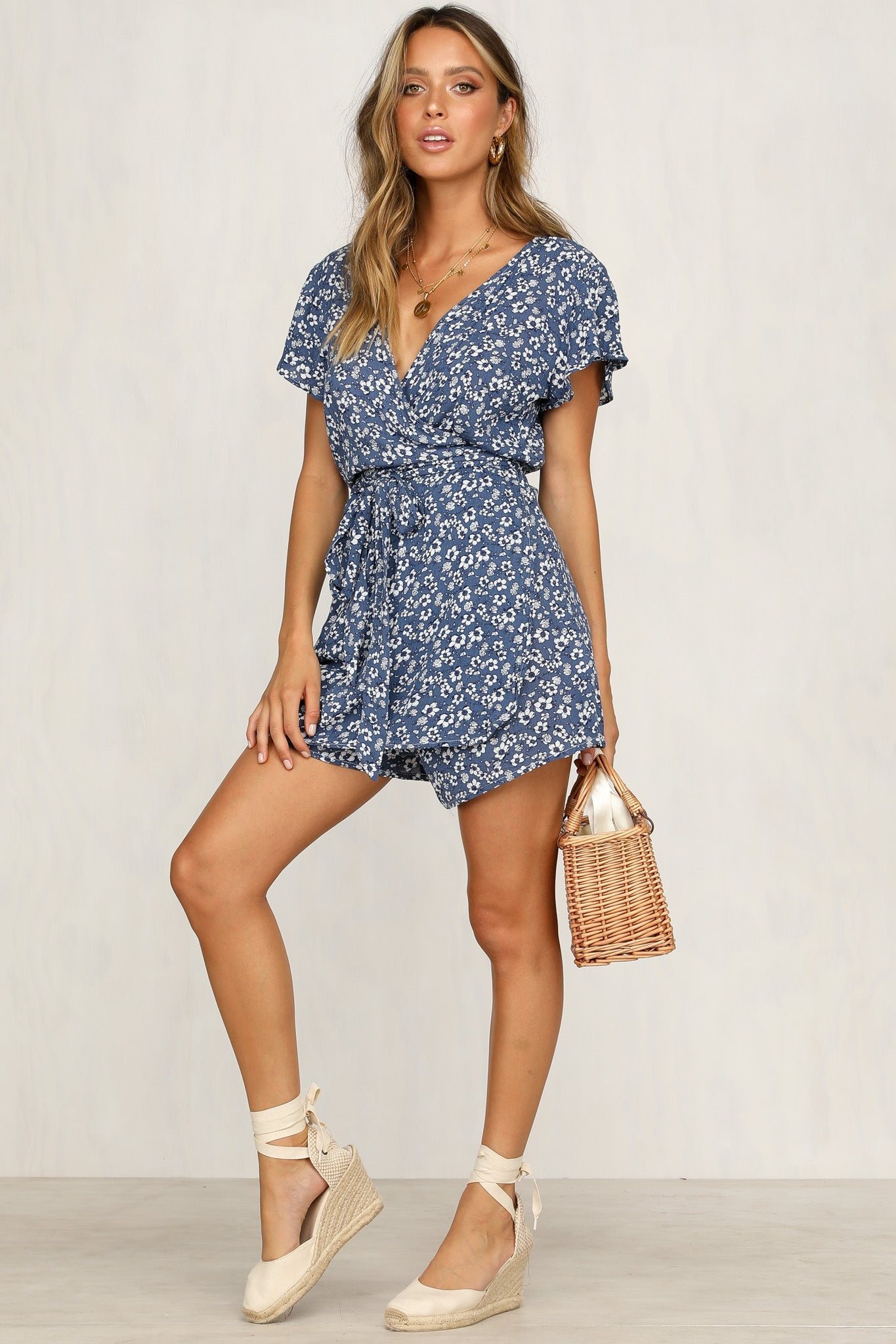 Cora Playsuit