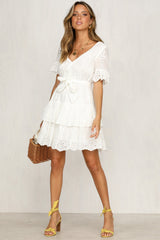 Bardot Dress