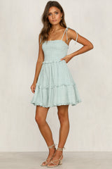 What I Like Dress (Sage)