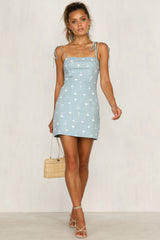 California Dreams Dress (Blue)