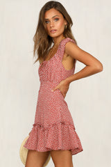 Count On Me Dress (Pink)