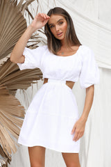 Viktoria Dress (White)