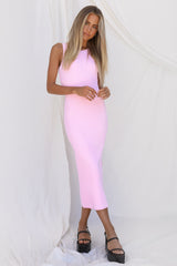 Lennox Dress (Pink)