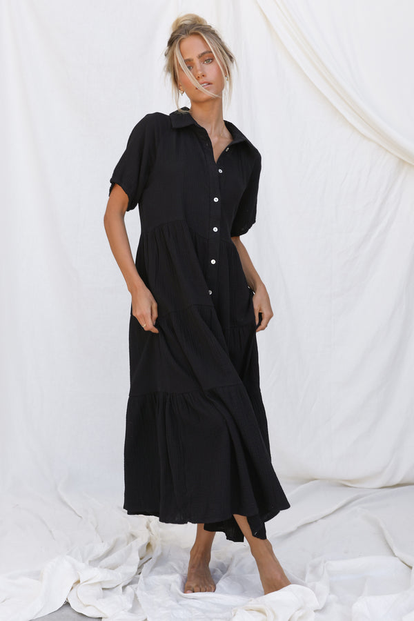 Jonah Dress (Black)