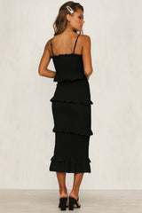 Endless Summer Dress (Black)