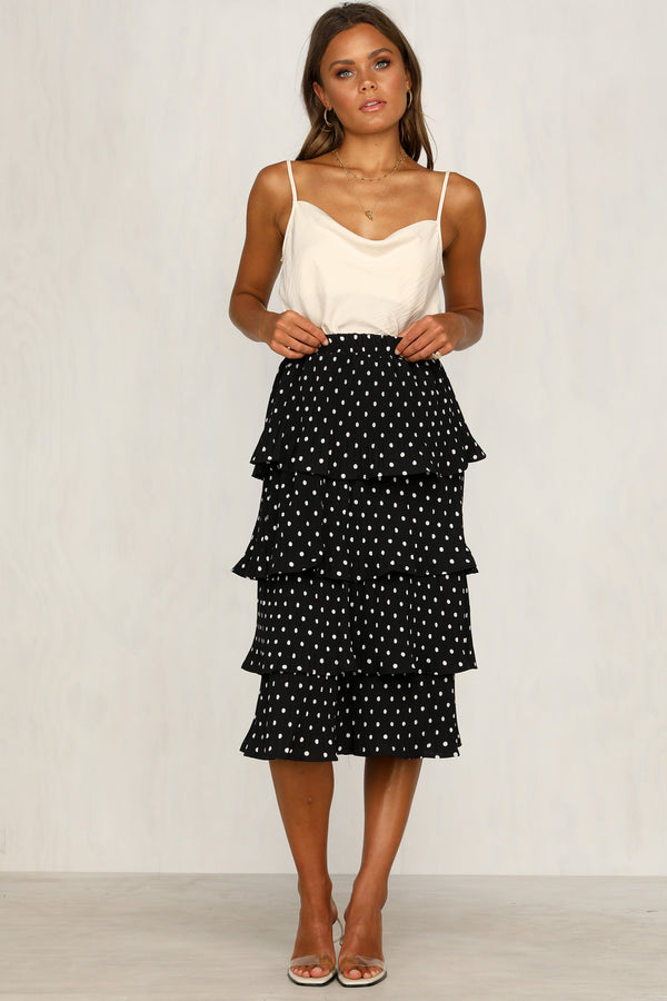 Sheffield Skirt (Black)