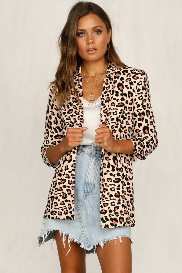 Safari Queen Blazer