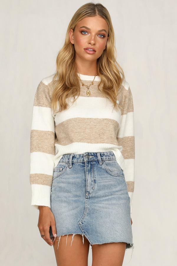 Heritage Knit Sweater
