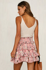 Sun Beams Skirt (Pink)