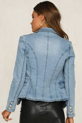 California Denim Blazer