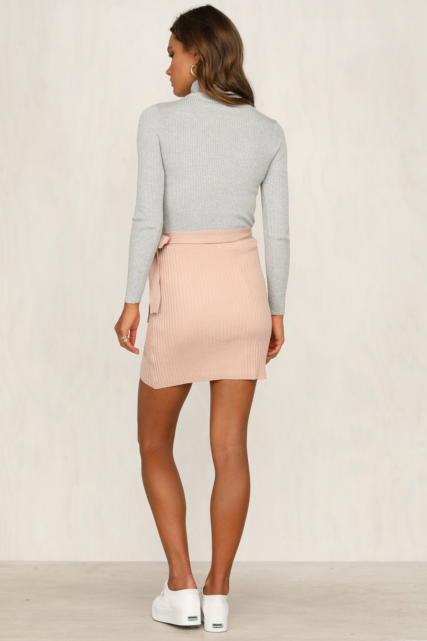 Geisha Knit Skirt