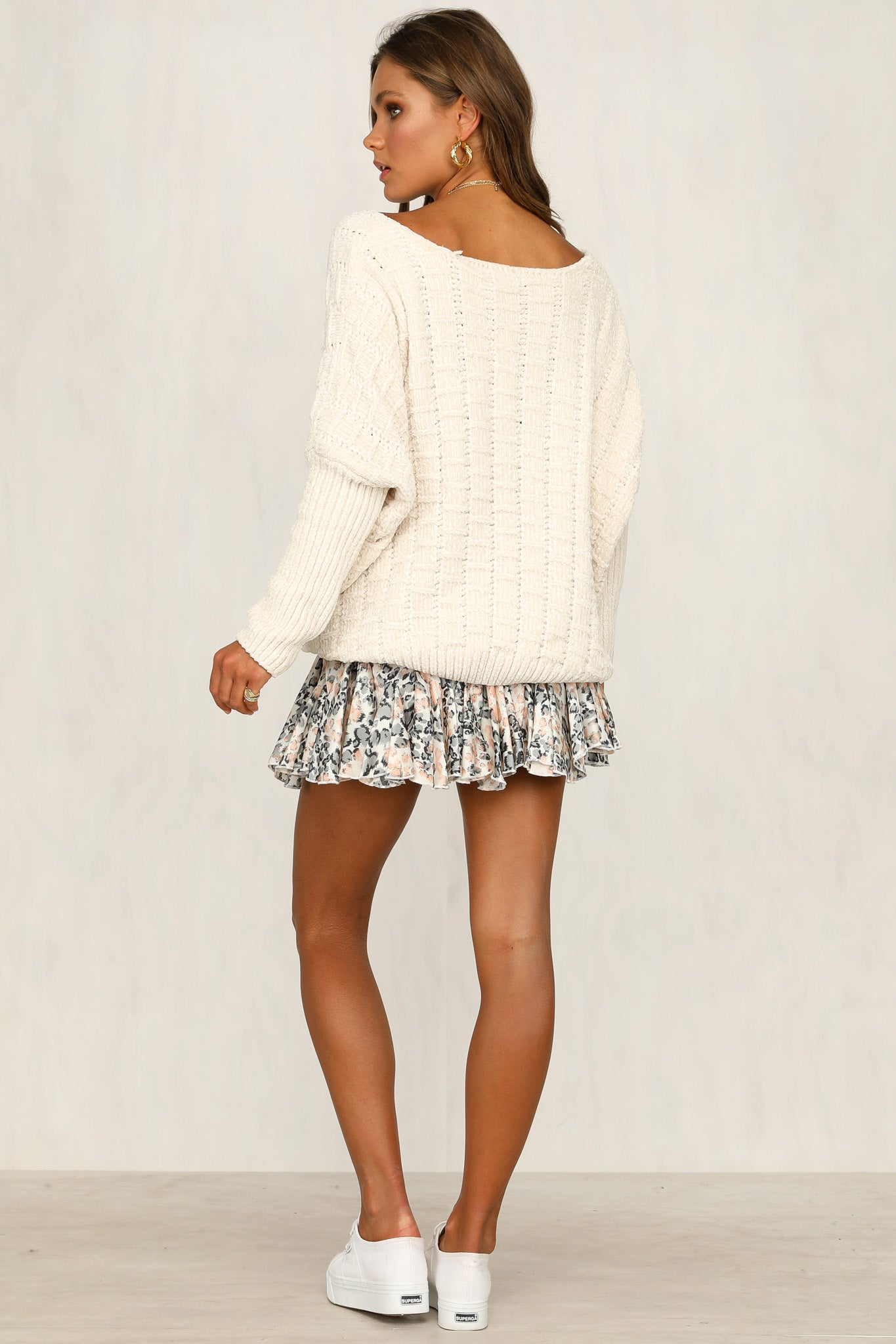 Duchess Knit (Cream)