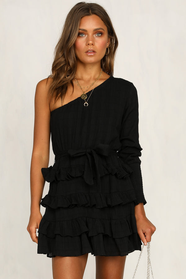 Practical Magic Dress (Black)