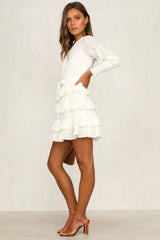 Practical Magic Dress (White)
