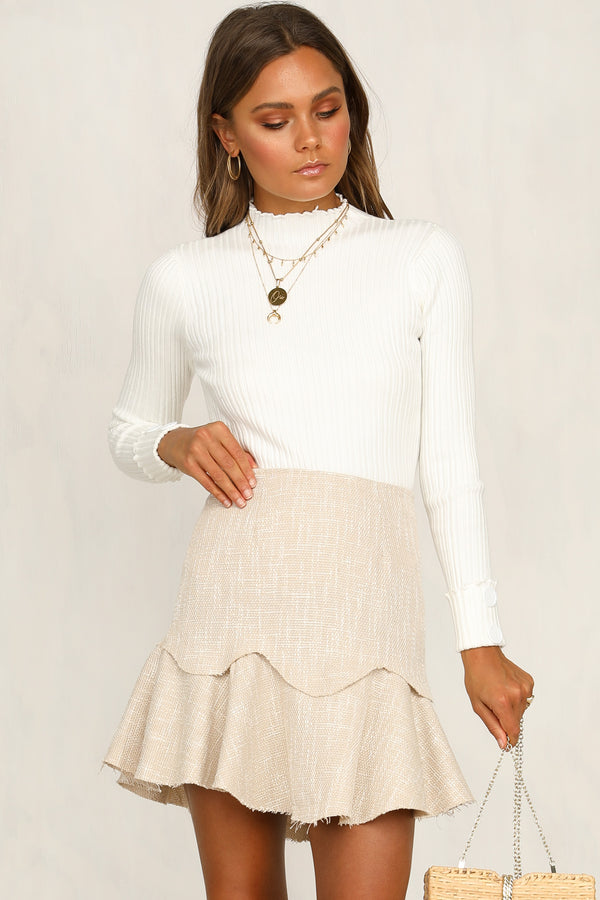 Perfect Day Top (White)