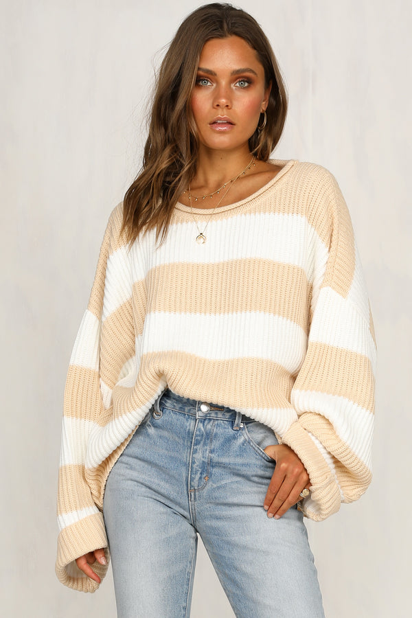 Dreams Knit (Beige)